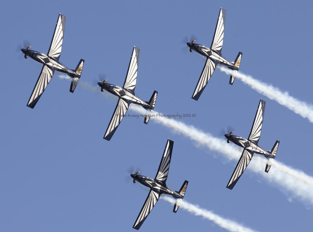Bethlehem Airshow 2012